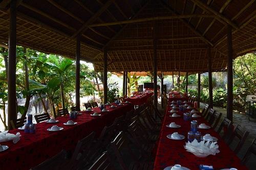 Nhà hàng Bãi Chồng Cù Lao Chàm