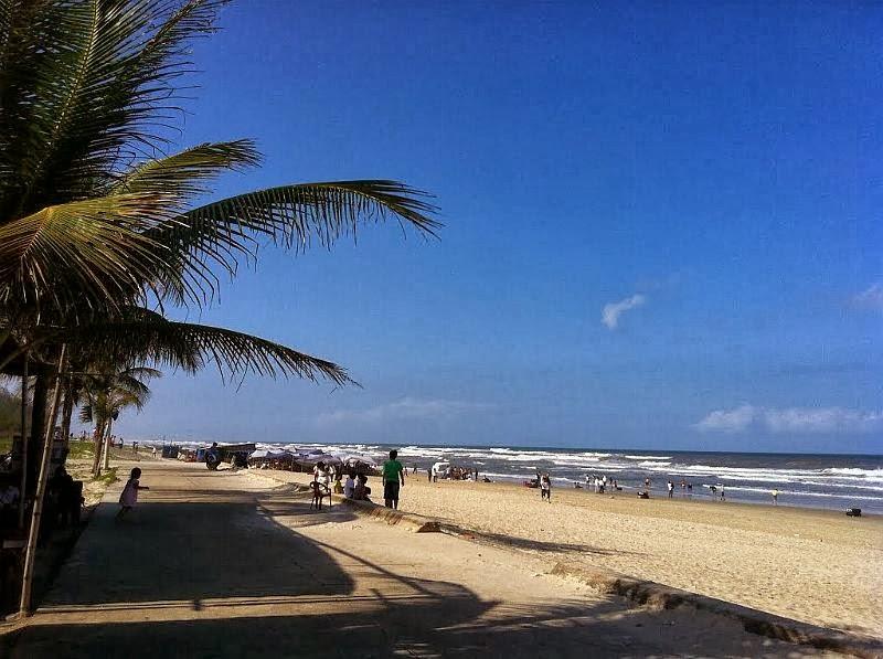 Biển Tam Thanh Quảng Nam