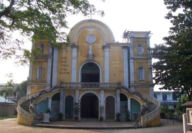Nhà thờ Trà Kiệu
