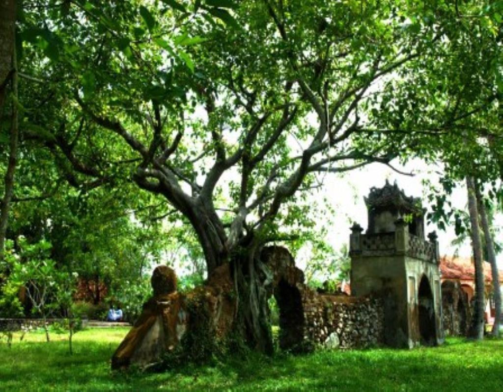Đền thờ Lương Văn Chánh