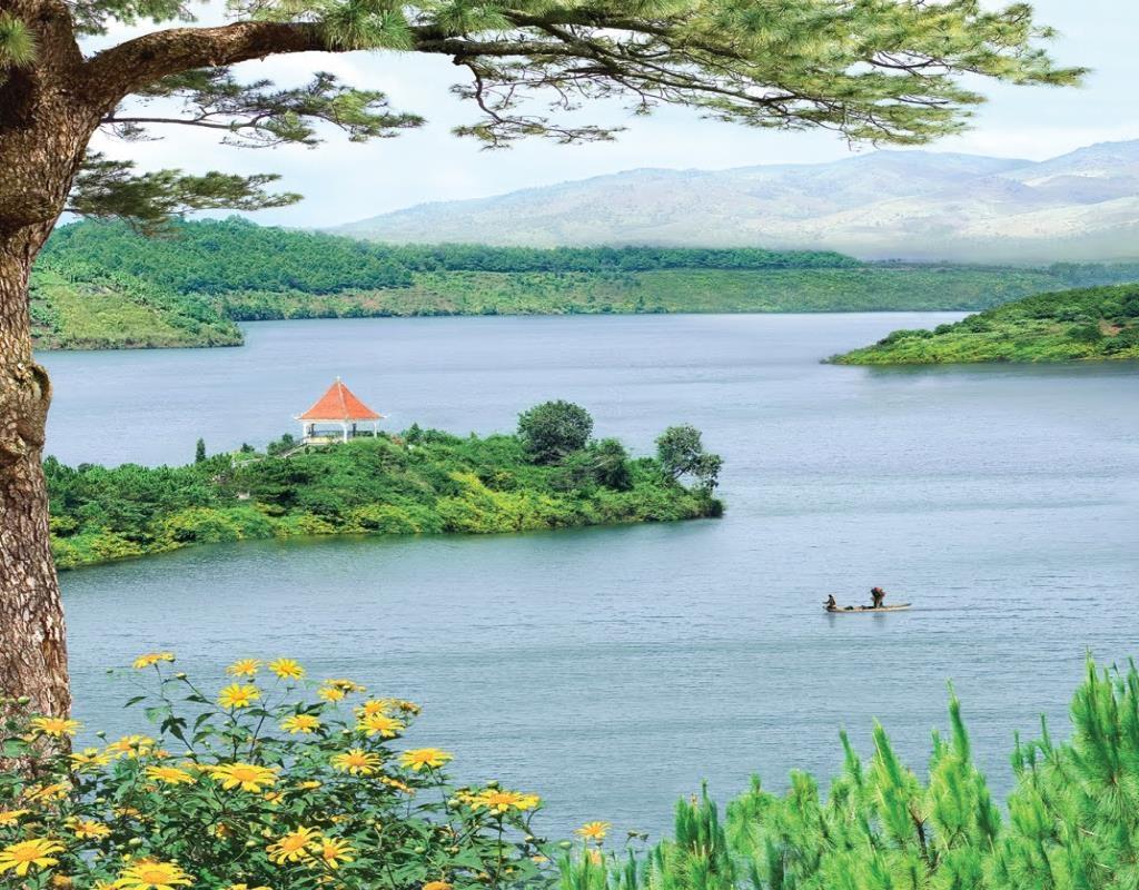 Du lịch Biển Hồ Gia Lai