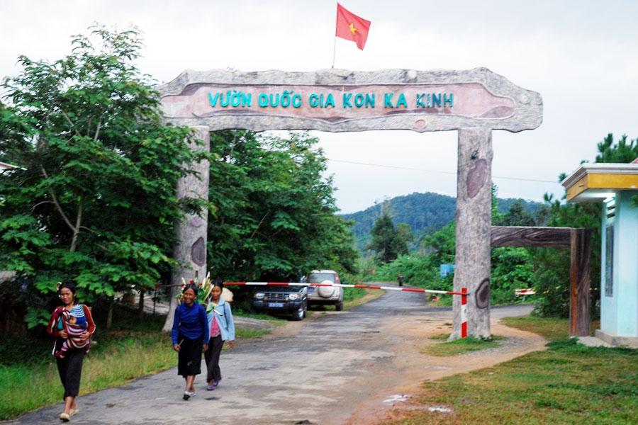 Kết quả hình ảnh cho Vườn quốc gia Kon Ka Kinh
