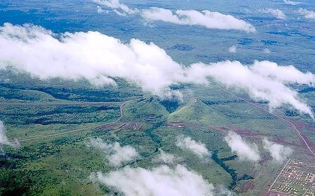 Núi Hàm Rồng Pleiku
