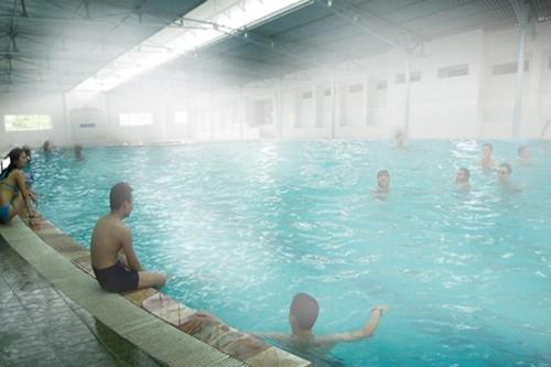 Suối khoáng nóng Kim Bôi