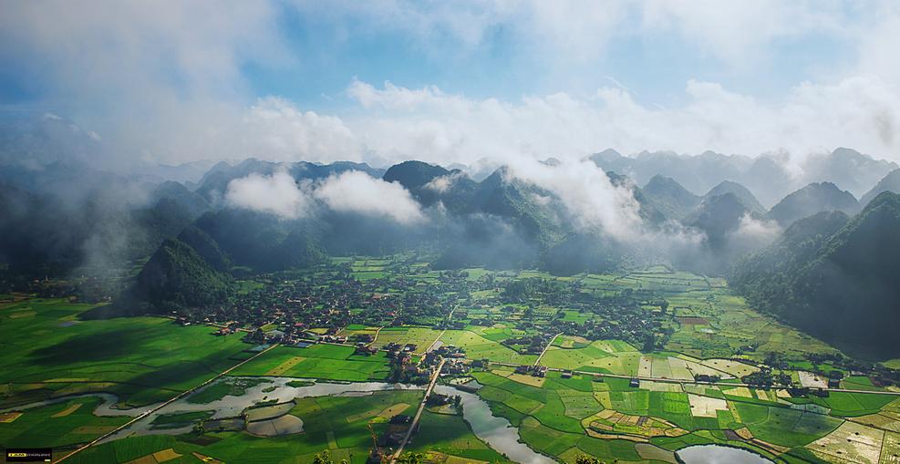 Thung lũng mây - Lũng Vân
