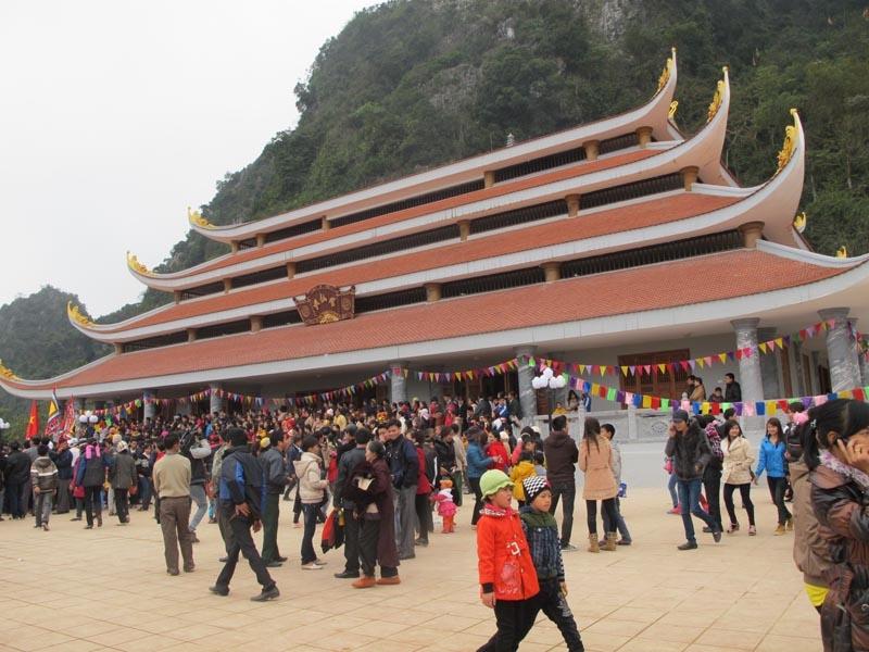 chùa Tiên - Hòa Bình