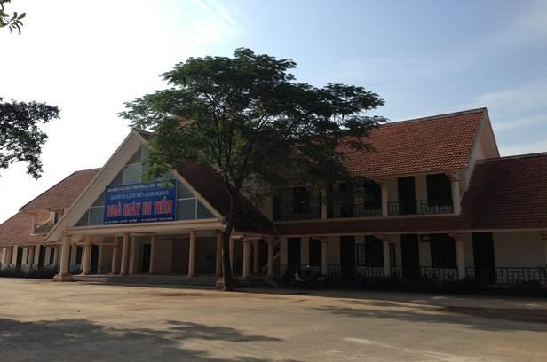 Nhà máy in tiền Chi Nê