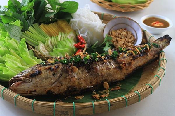 Món cá nước đặtc sản có ở Ba Khan