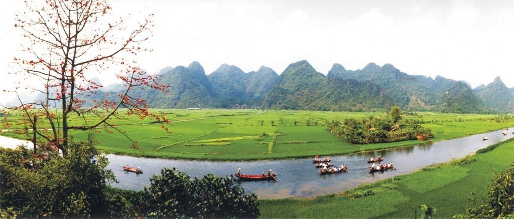 Dãy núi Hương Tích