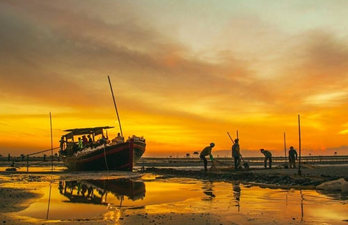 Biển Đồng Châu - Thái Bình