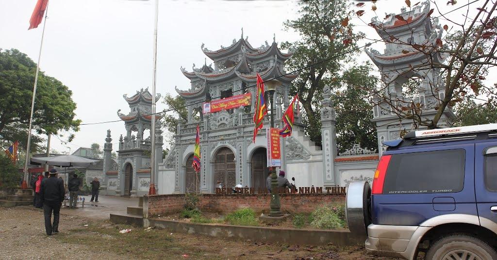 Lễ hội truyền thống đền Tiên La