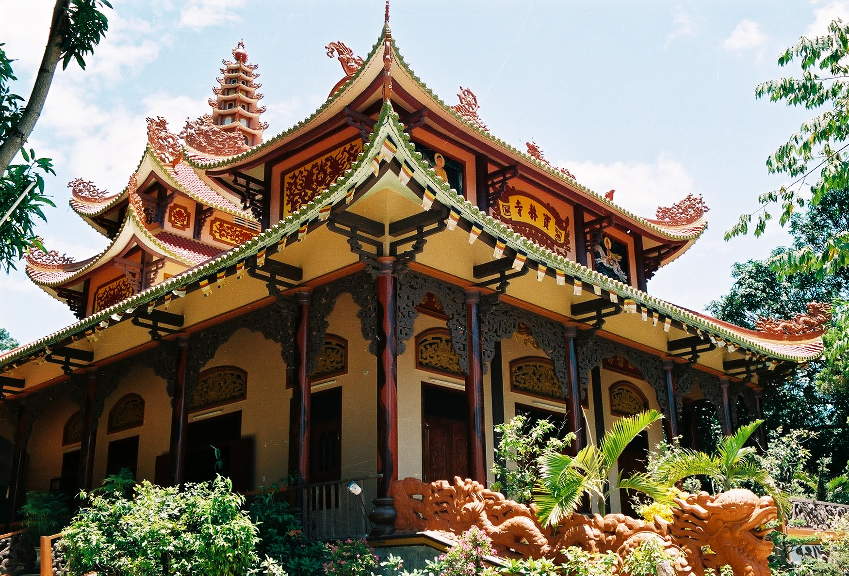 Du lịch Chùa Bảo Lâm