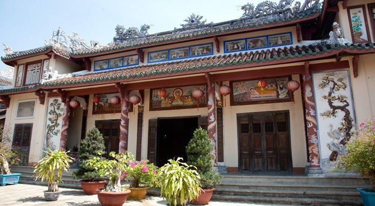 Chùa Phước Lâm, Hội An