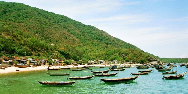 Bãi Hương Cù Lao Chàm