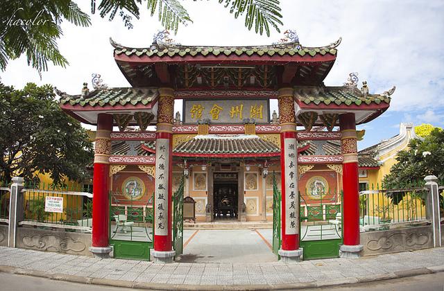 Hội quán Triều Châu, Hội An