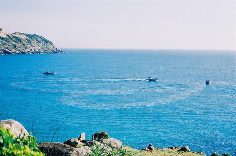 Du lịch Bãi Biển Đại Lãnh